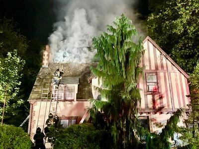 Ossining Structure Fire, Revolutionary Rd