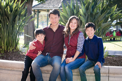 Shieh Family 2017