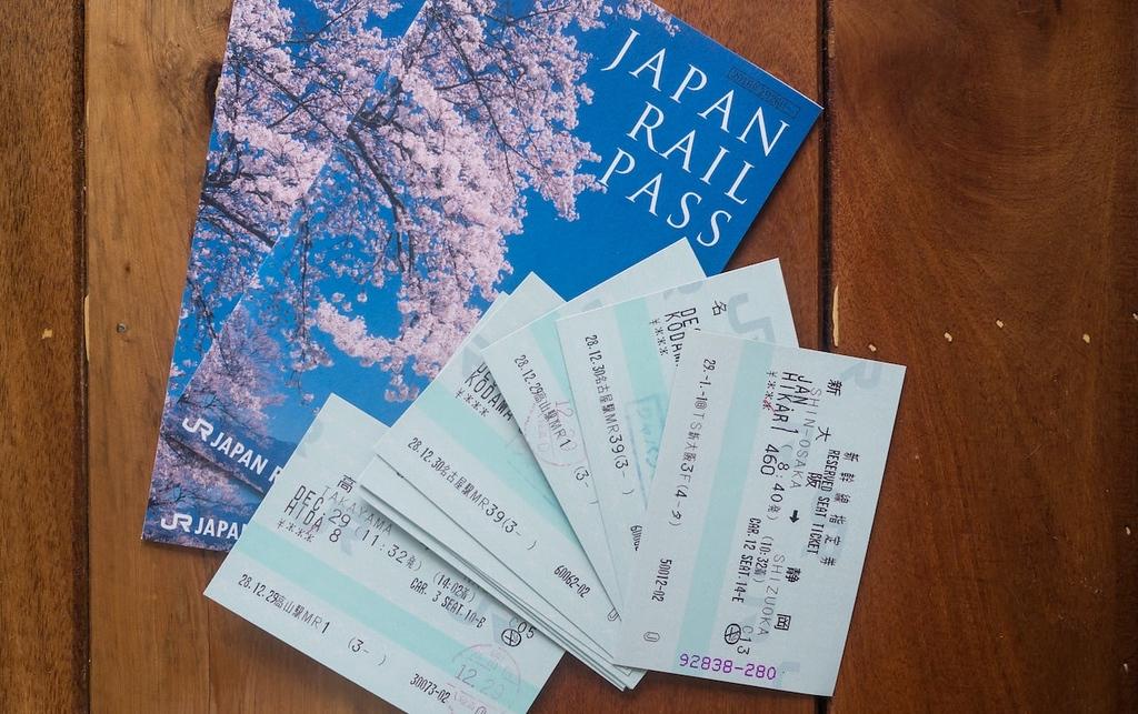 JR Japan Rail Pass. Editorial credit: Chomphuphucar / Shutterstock.com