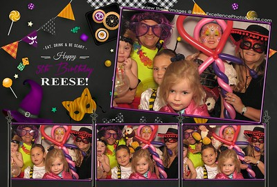 Reese's 5th Bday