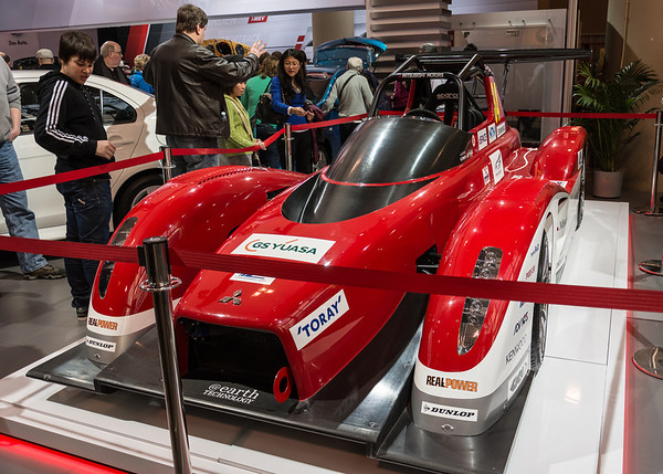 Canadian International Auto Show 2014
