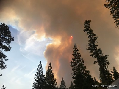 2018-08-03  Donnell Fire