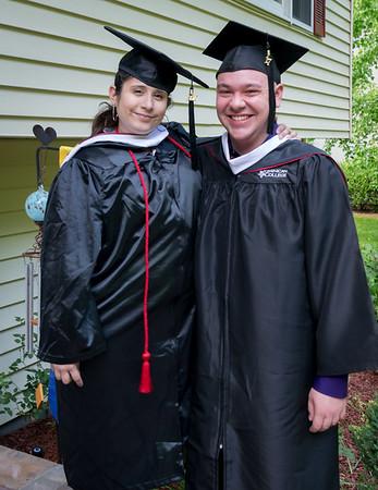 Kenny's Graduation