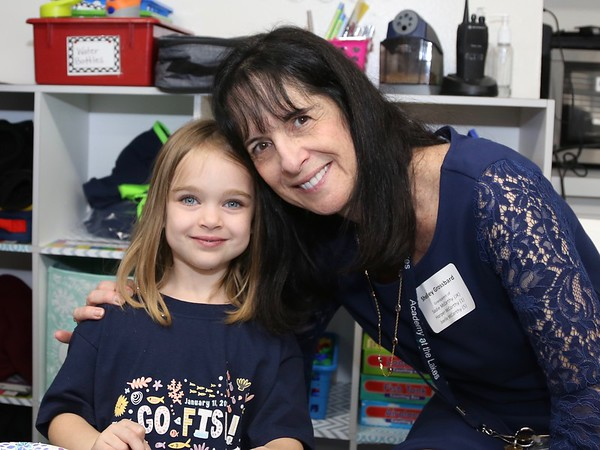 "Ms. Shelley's ""Go Fish"" and Grandparents' Day Photos"