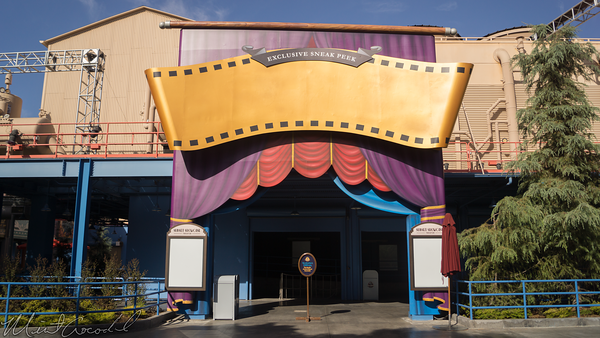 Disneyland Resort, Disney California Adventure, Sunset Showcase Theater