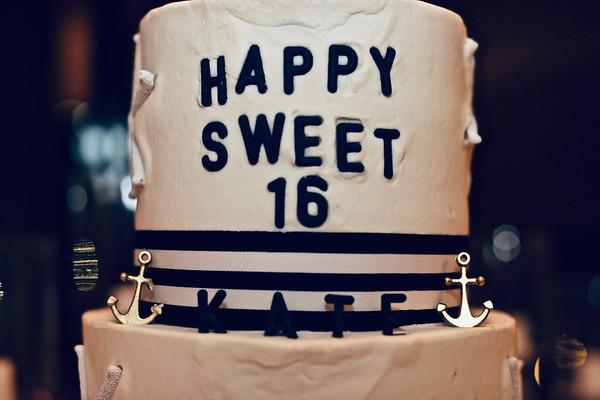 Kate Sweet 16