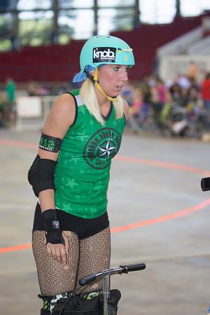 Carolina Roller Derby 9-7-13