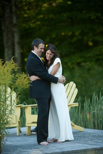 woods wedding