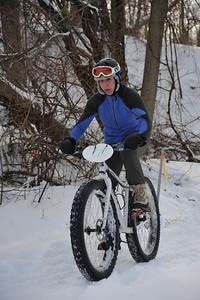 Snow Bike Race - Lake Geneva