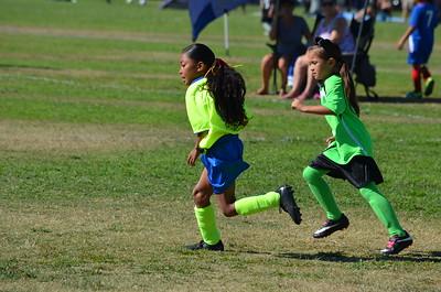 Kaylanni Soccer 2018