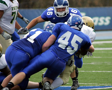 2010 - Charger Football vs Tiffin