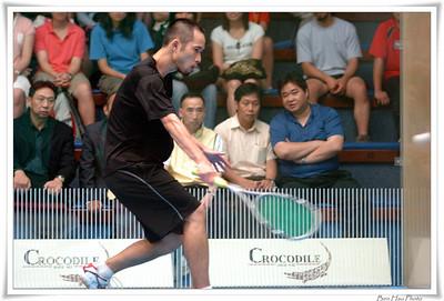 Squash - 壁球