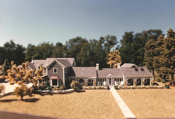 Custom Model Homes