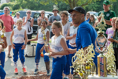 North Edison Blue Devils @ Firecracker Tournament 07-05-2015