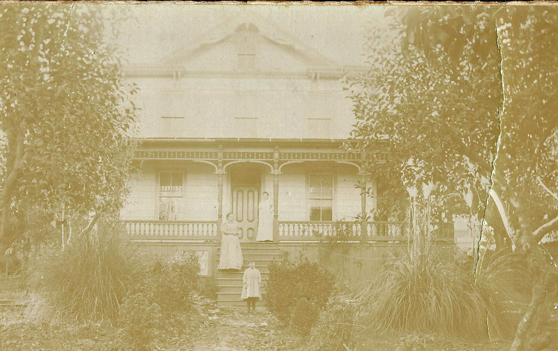 W. D. Harris Home