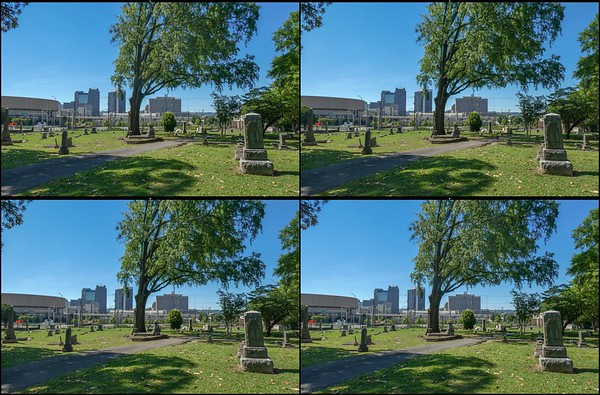 Oak Hill Cemetery 5-31-20