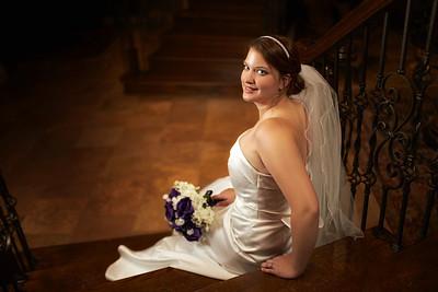 Jessica Jaco Bridal Photos
