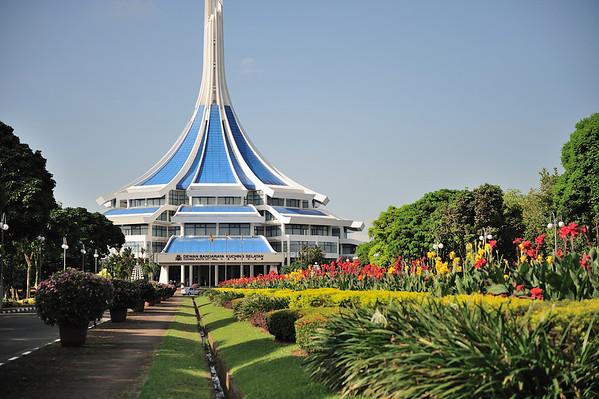 Kuching City Borneo Malaysia