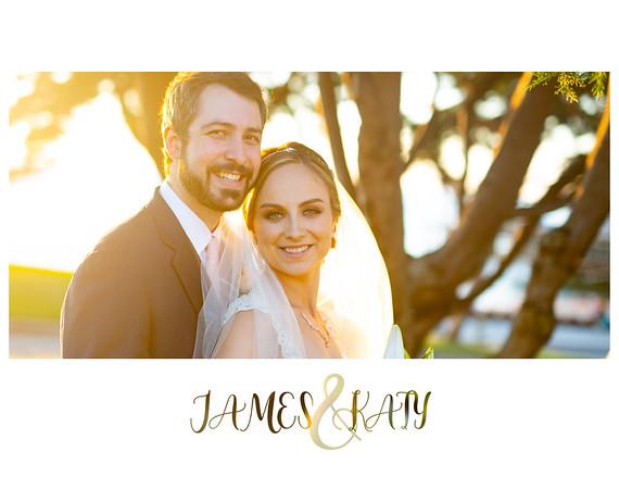 James + Katy Wedding Album