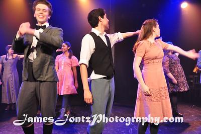 Spring Awakeing Hudson Theatre