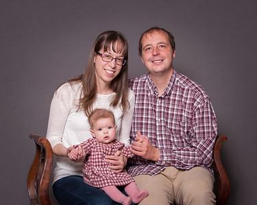 Andres-Hernando Family