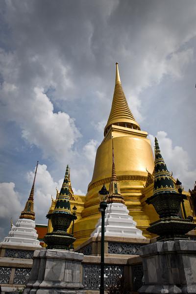 Thailand 2001 2008
