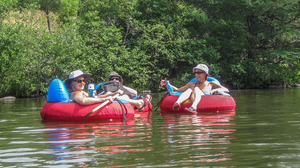 Pinawa Channel Float