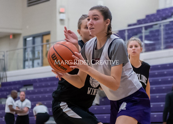 Broughton girls basketball vs Wake Forest. November 14, 2019. D4S_9961