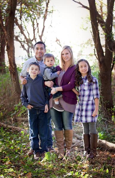 Mora Family 2015