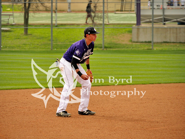PHS baseball vs Weatherford 3-9-2017