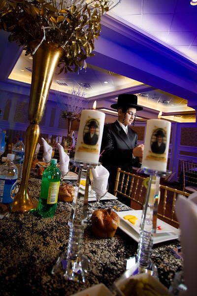Efraim Waltzer Bar MItzvah