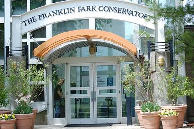 Franklin Park conservatlory