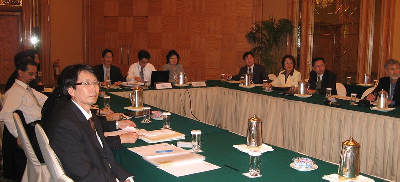 2007-4 First Safety Seminar in Hong Kong, 2007