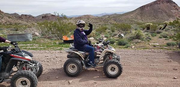 3-20-19 Eldorado Canyon ATV/RZR Goldmine Tour