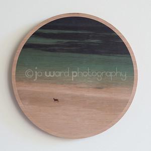 Wood Prints No White Base