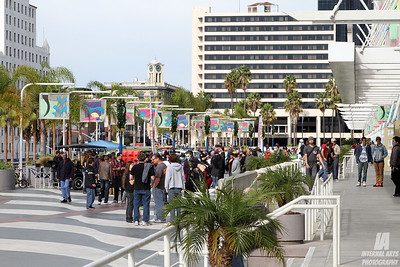 Long Beach Comic Con 2013 Day 1