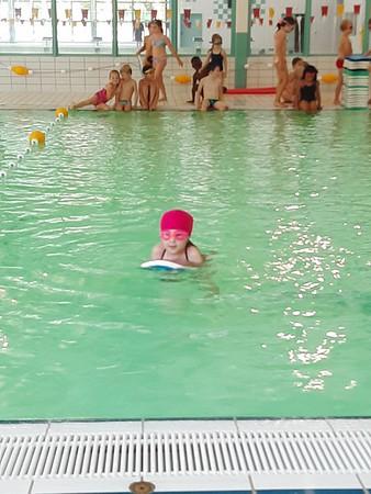 Klas 1 : Gespetter in het water
