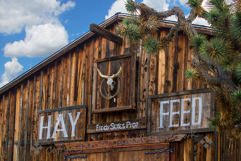 Hay & Feed at Pioneertown