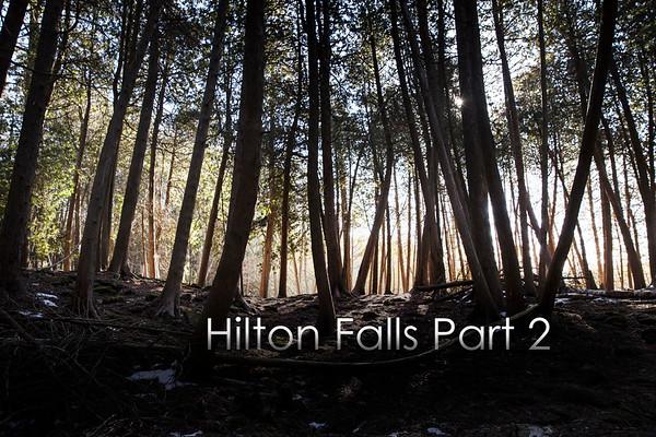 Hilton Falls Part 2