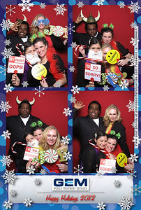 GEM Holiday Party