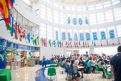 University Center - Go Islanders