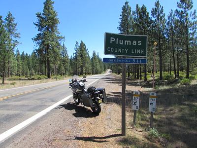 CA- Deer Creek Pass