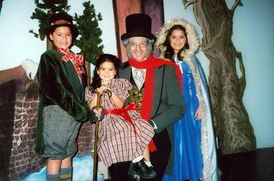 Scrooge shots 1