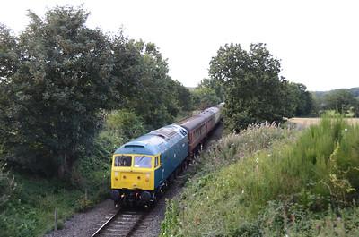 Mid Norfolk Railway 2014
