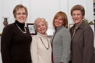 Aunt Jen's Visit - March 2009