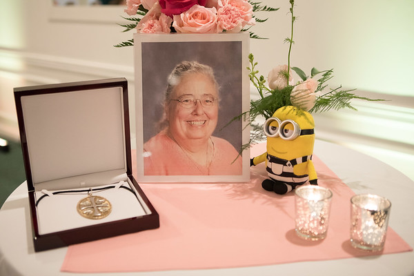 4 Eagles Award to the late Betty Dabrowski