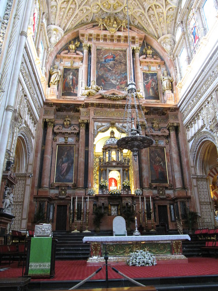 Mosque–-Cathedral of Córdoba