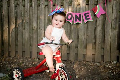 Maddie {one year}