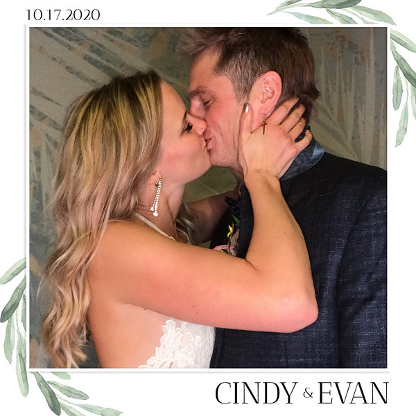 Cindy and Evan 2020