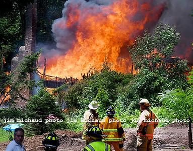 2 Alarm Dwelling Fire - Porter St, Ellington, CT - 7/12/20